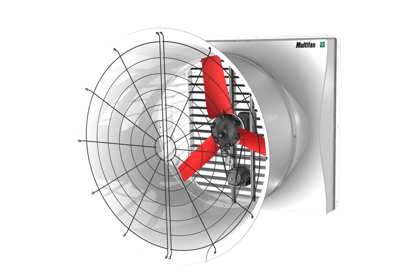 Hotraco Agri introduces Orange Fan Control at VIV Asia4
