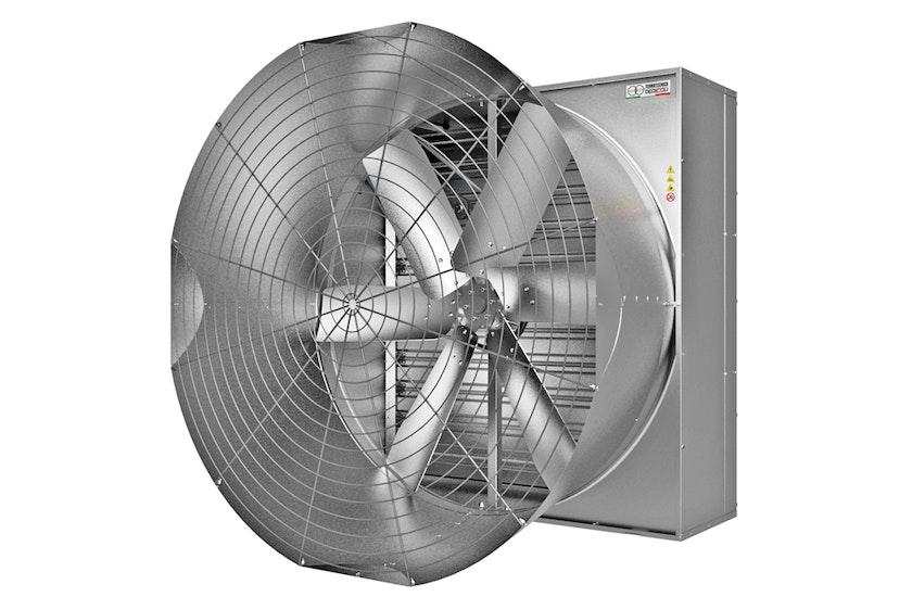 Hotraco Agri introduces Orange Fan Control at VIV Asia6