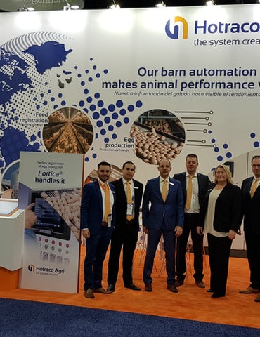 Huge success at IPPE 2019