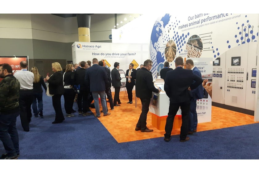 Huge success at IPPE 20193
