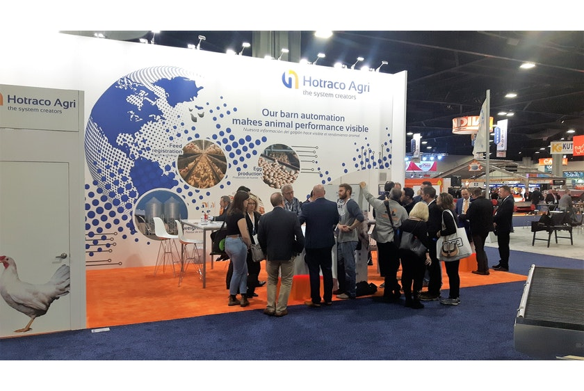 Huge success at IPPE 20194