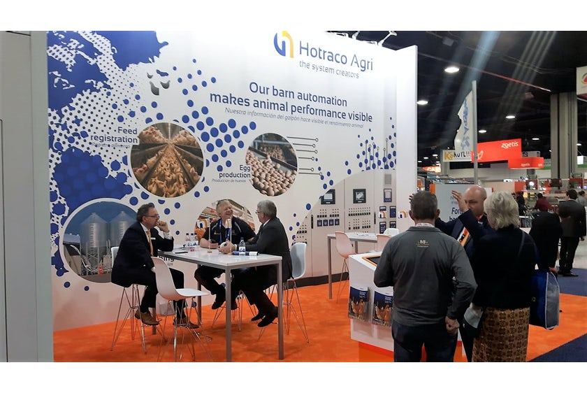 Huge success at IPPE 20195