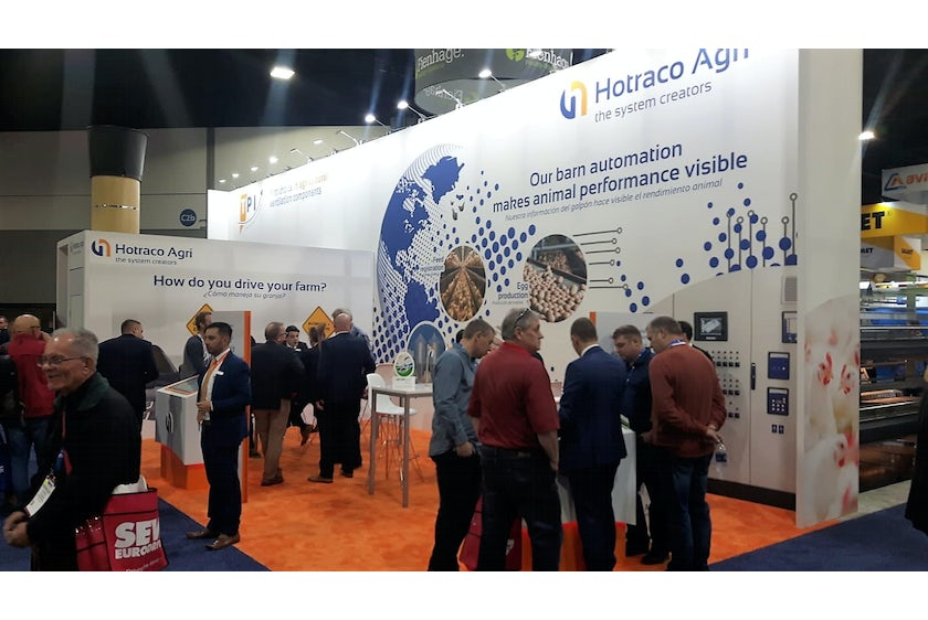 Huge success at IPPE 20196