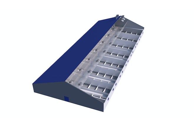 Pig Solutions climate item3 Centrale ventilatie