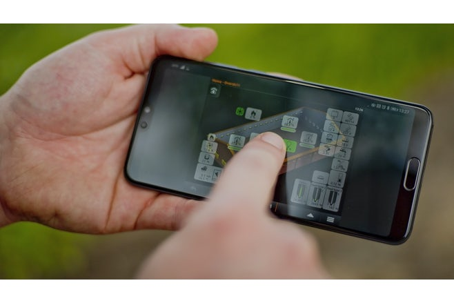 Fortica app poultry remote control2