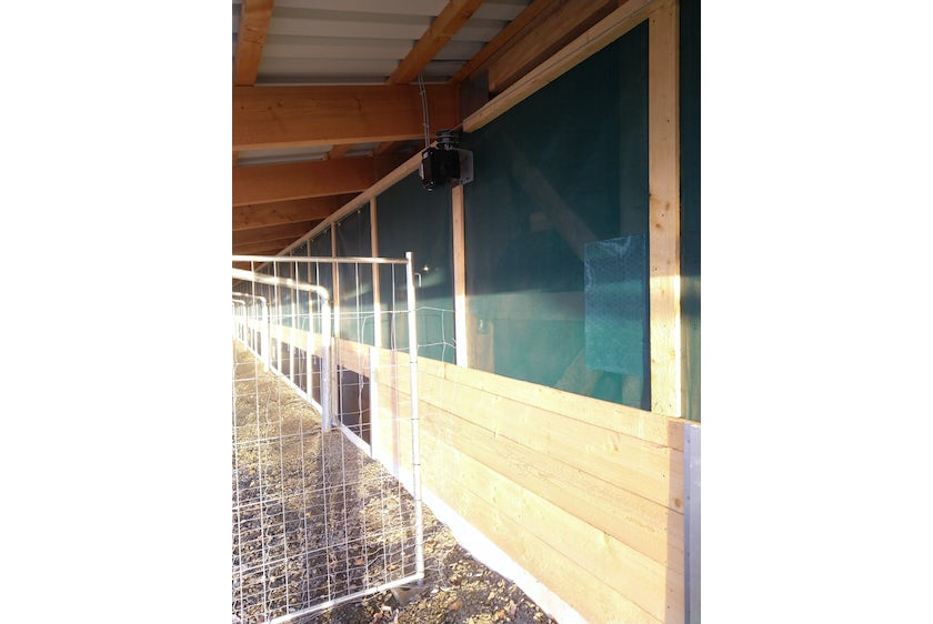 Germany4 New organic laying hen house