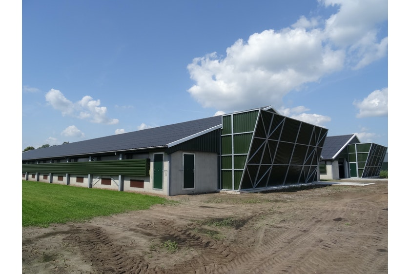 Netherlands15 Two new modern broiler houses