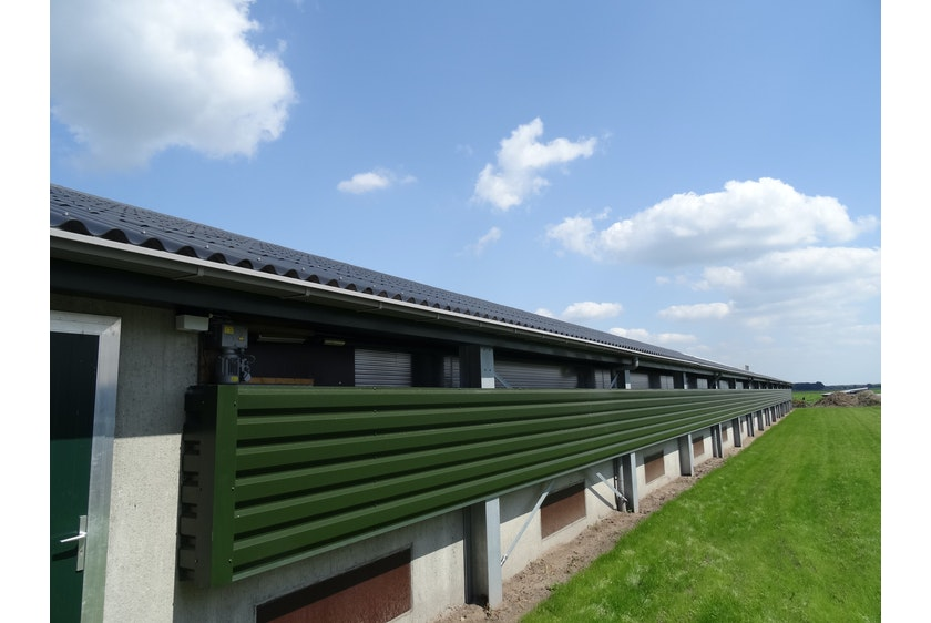 Netherlands20 Two new modern broiler houses