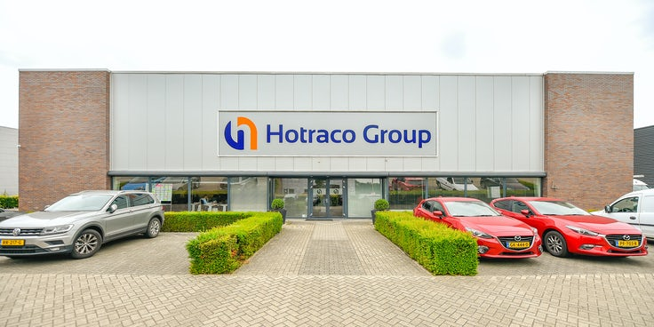 Hotraco location 2 Netherlands Development centre