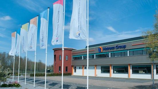 Hotraco location 3 Netherlands Sales service distribution