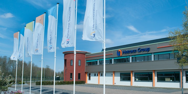 Hotraco location 3 Netherlands Sales service distribution