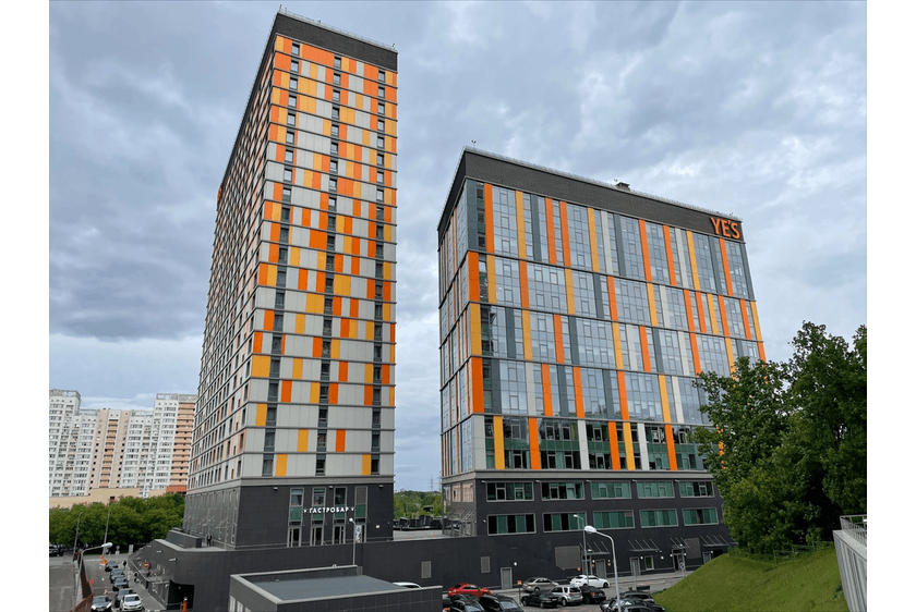 Hotraco Russia office Moscow2