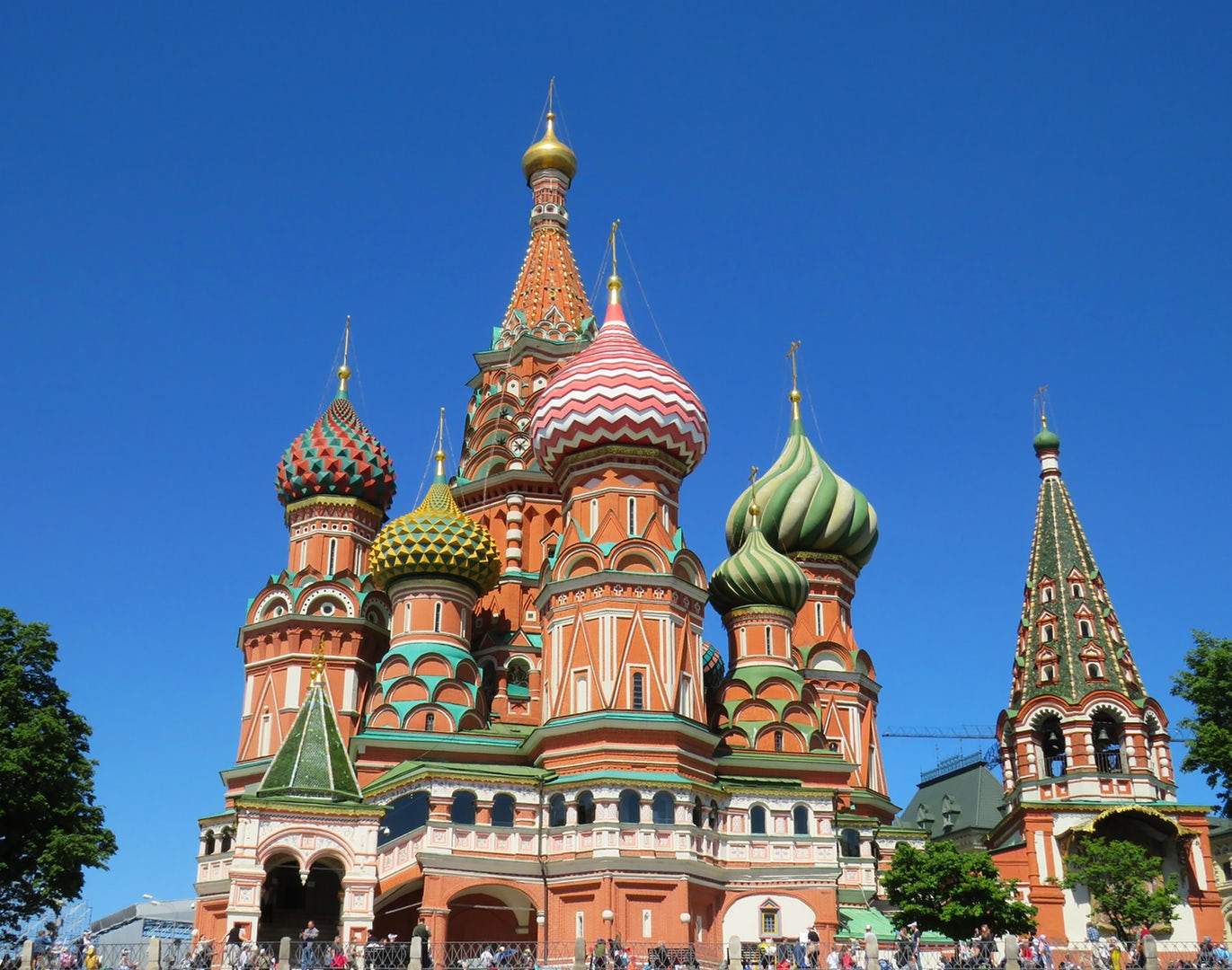 Moscow Hotraco Russia