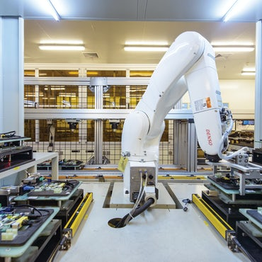 Industrial Industriele automatisering