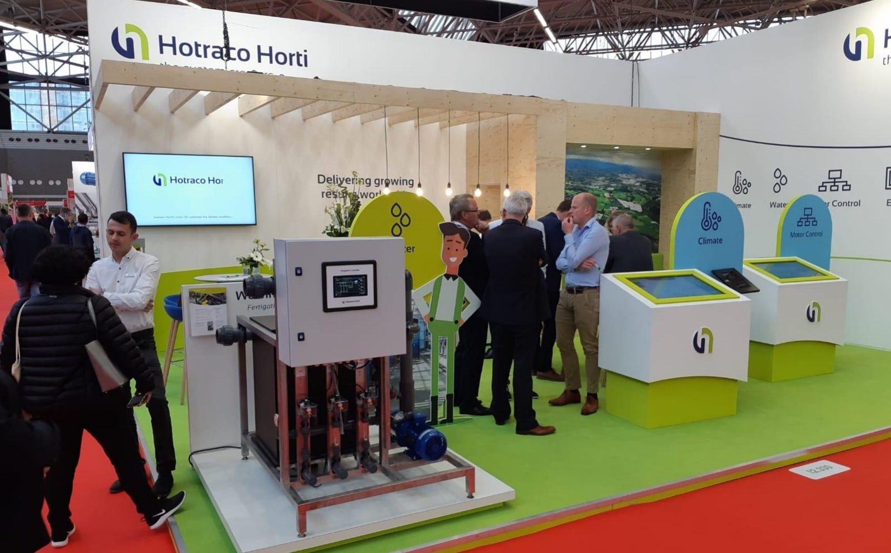 Greentech Hotraco 2019