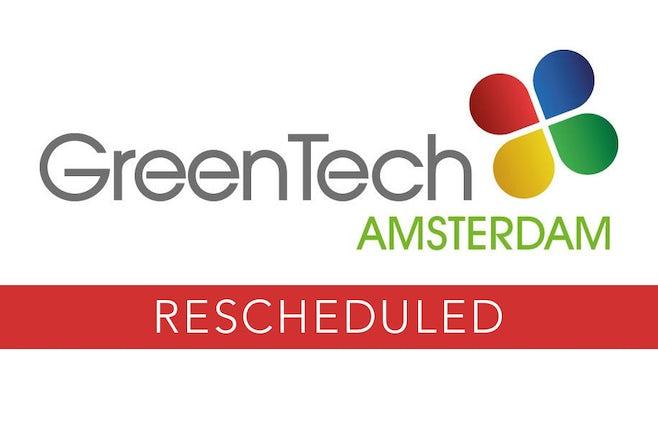Greentech rescheduled october 2020