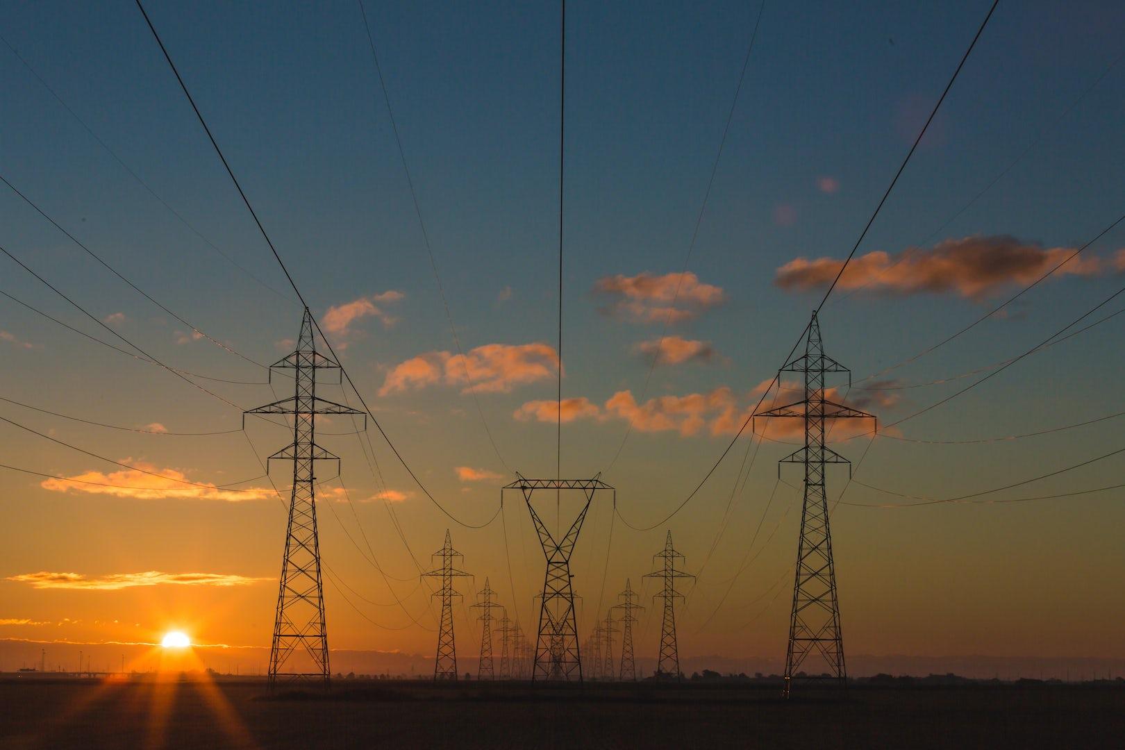 Electriciteitsnetwerk SEM trigger picture