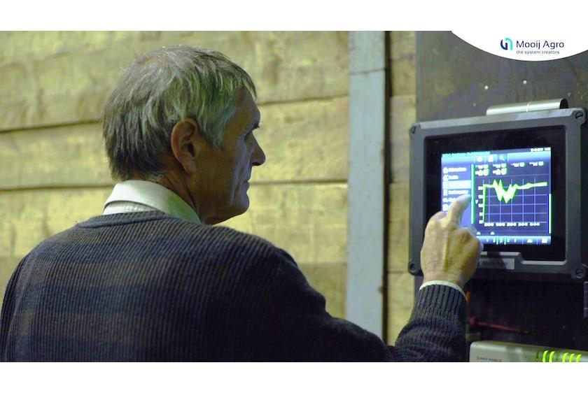 Croptimiz r control touchscreen