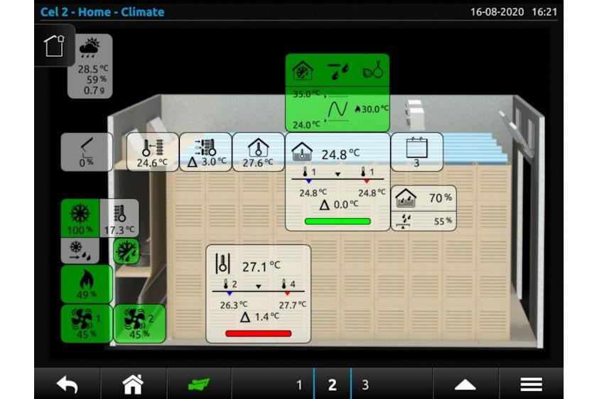 Screenshot 1 Vacctek