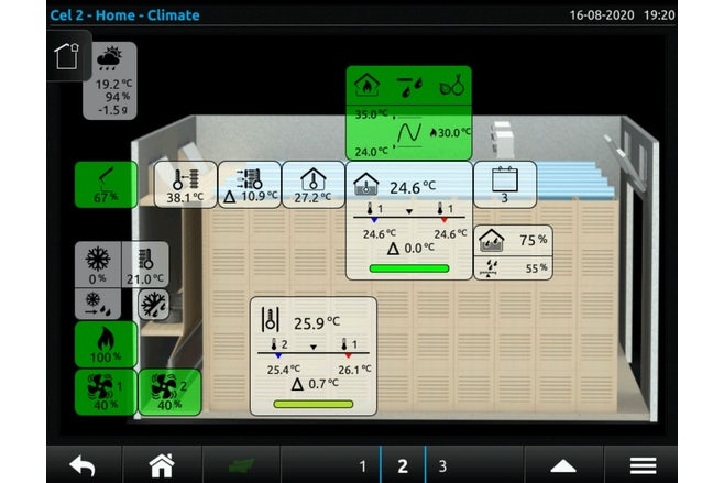 Screenshot 2 Vacctek