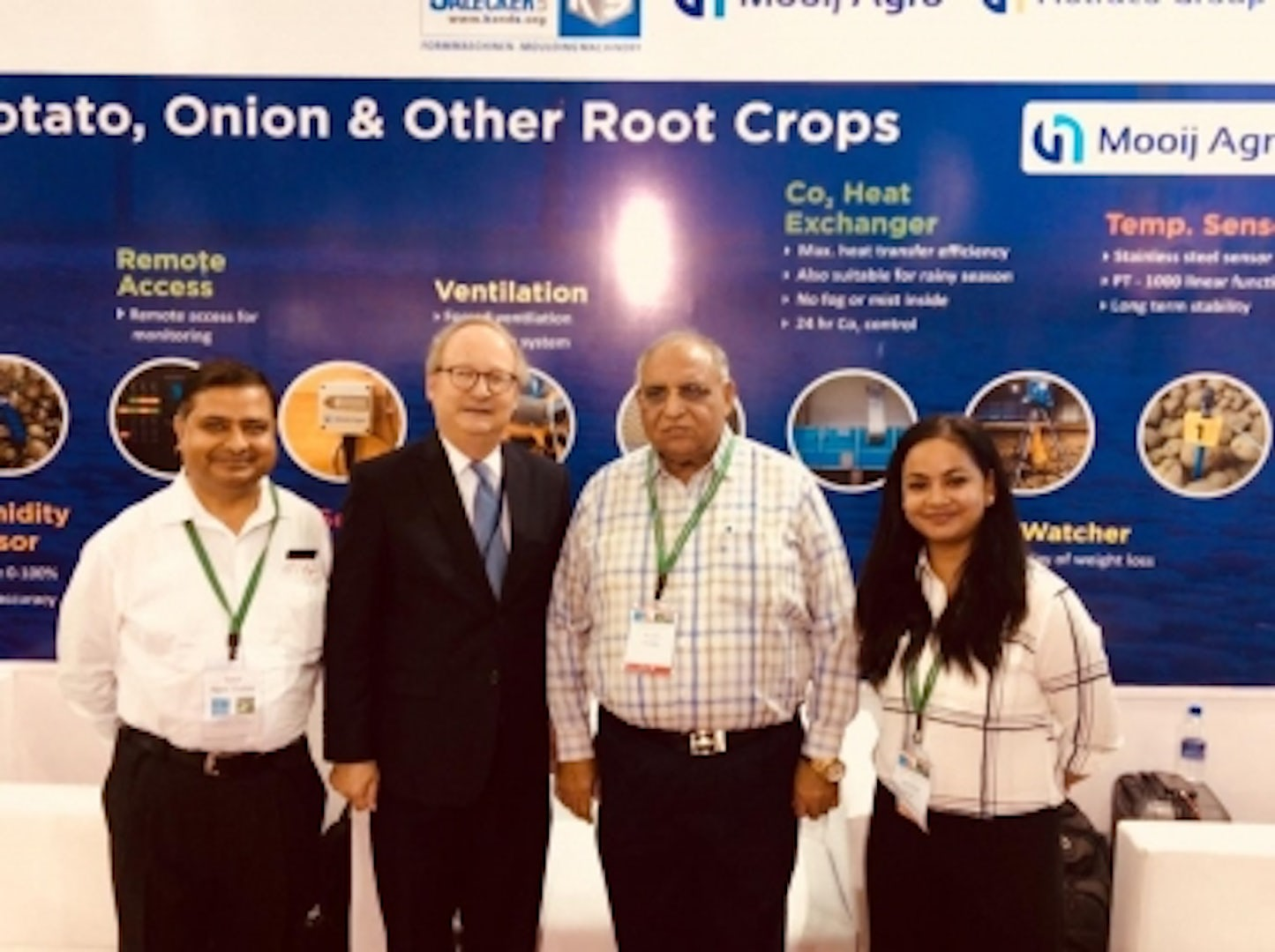 8 New Cold Stores with Mooij Agro technology coming up in India 1