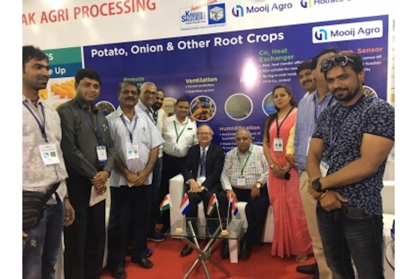 8 New Cold Stores with Mooij Agro technology coming up in India 2