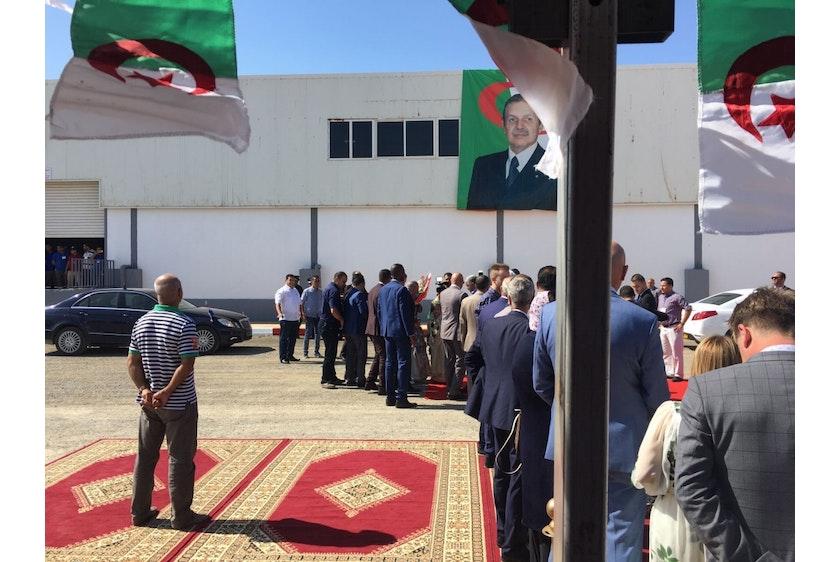 Algerijnse bewaarplaats 4