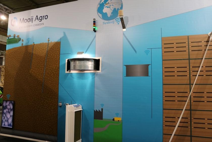 Bewaarplaats van de toekomst op Agritechnica 2017 3