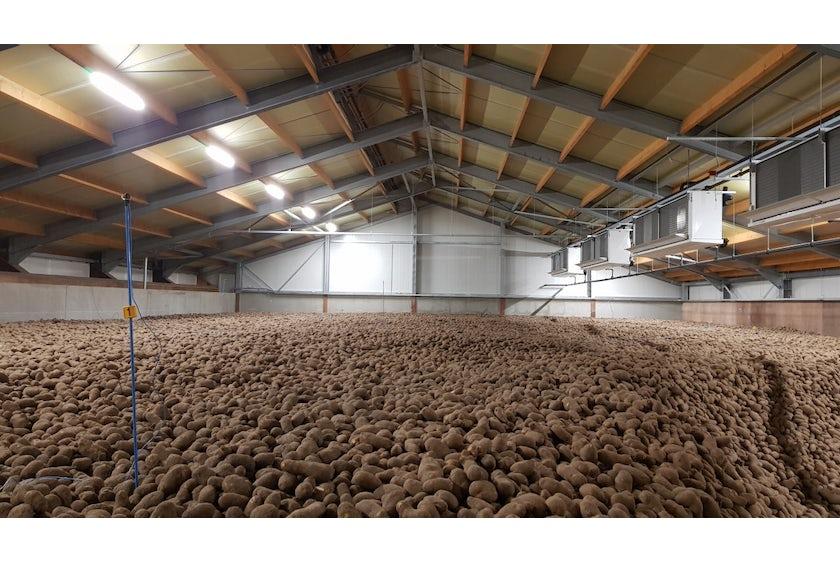 Potato Storage Geraats 10