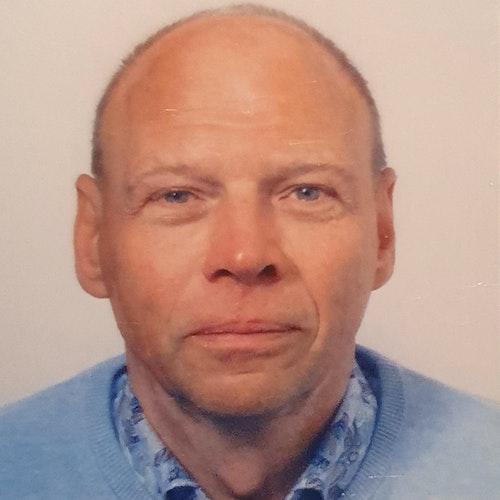 Henk havelaar pasfoto