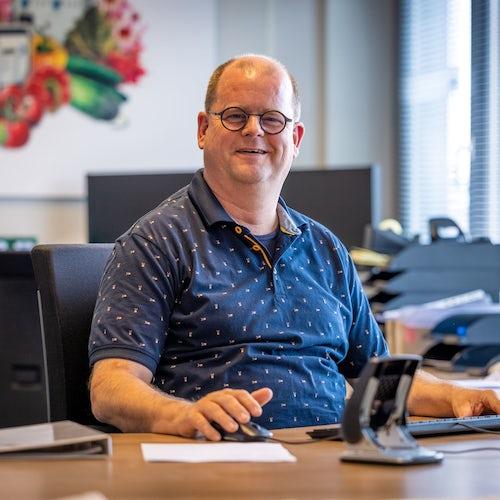 Ron Kleuskens Sales Engineer Mooij Agro website low res