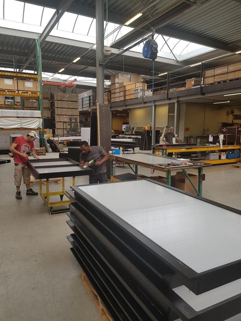 Tulderhof Productie